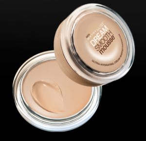 Dream Smooth Mousse for acne and spot coverage. SMOOTH is the key word...not the matte variety.